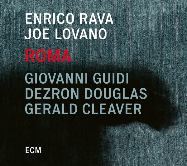 Muzica CD CD ECM Records Enrico Rava: RomaCD ECM Records Enrico Rava: Roma