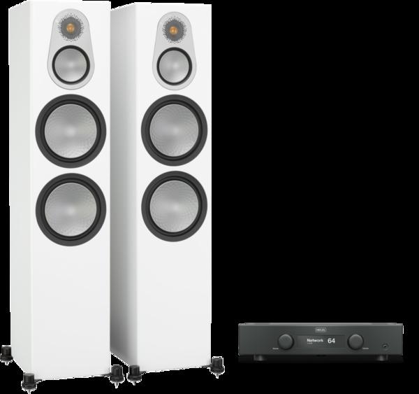Pachete PROMO STEREO Pachet PROMO Monitor Audio Silver 500 + Hegel H90Pachet PROMO Monitor Audio Silver 500 + Hegel H90