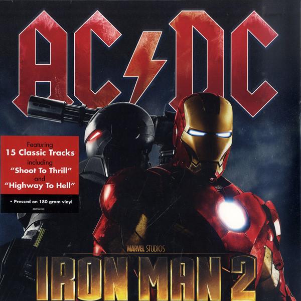 Viniluri VINIL Universal Records AC/DC - Iron Man 2VINIL Universal Records AC/DC - Iron Man 2
