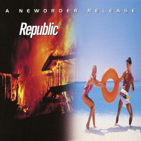 Viniluri VINIL Universal Records New Order - RepublicVINIL Universal Records New Order - Republic