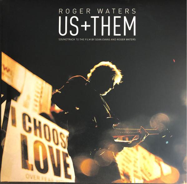 Viniluri VINIL Universal Records Roger Waters - Us + ThemVINIL Universal Records Roger Waters - Us + Them