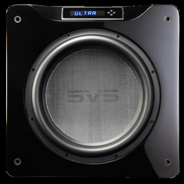 Boxe Subwoofer SVS SB16-ULTRA Black GlossSubwoofer SVS SB16-ULTRA Black Gloss