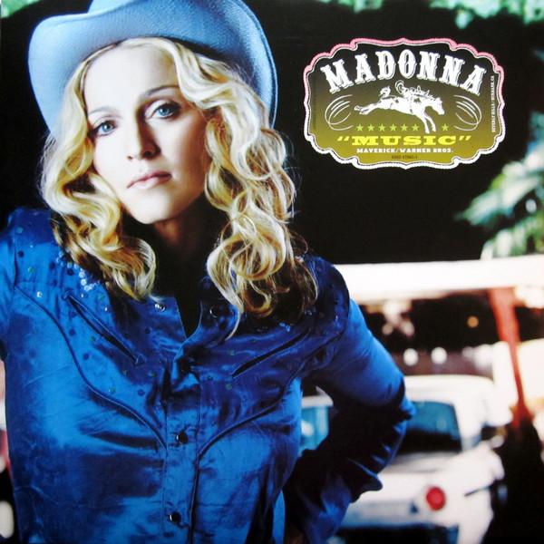 Viniluri VINIL Universal Records Madonna - MusicVINIL Universal Records Madonna - Music