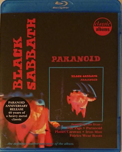 DVD & Bluray BLURAY Universal Records Black Sabbath - Paranoid  BluRayBLURAY Universal Records Black Sabbath - Paranoid  BluRay