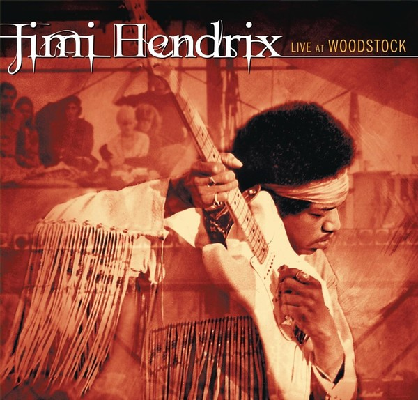 Viniluri VINIL Universal Records Jimi Hendrix - Live at WoodstockVINIL Universal Records Jimi Hendrix - Live at Woodstock
