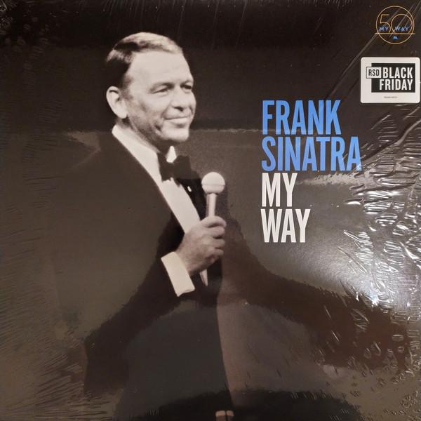 Viniluri VINIL Universal Records Frank Sinatra - My Way ( Single )VINIL Universal Records Frank Sinatra - My Way ( Single )