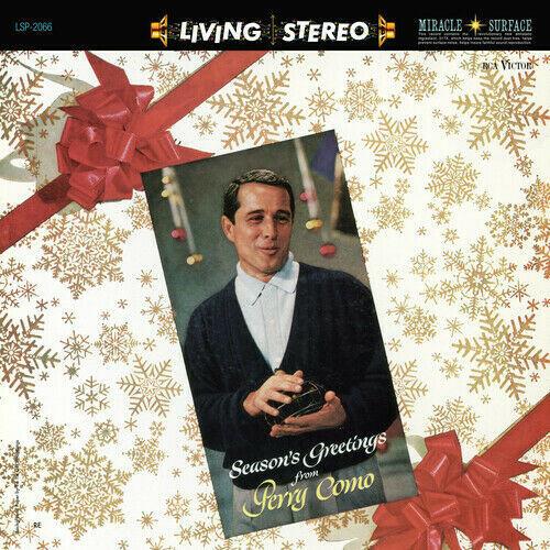 Viniluri VINIL Universal Records  Perry Como - Christmas Greetings From Perry ComoVINIL Universal Records  Perry Como - Christmas Greetings From Perry Como