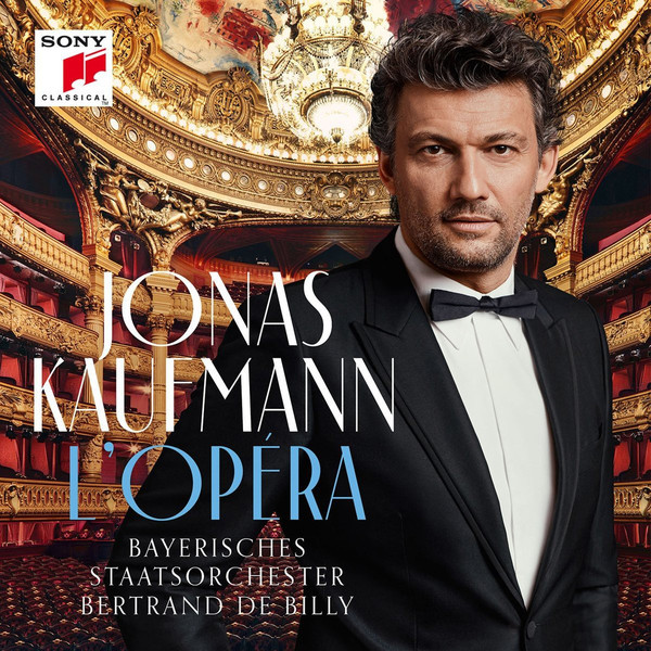 Viniluri VINIL Universal Records Jonas Kaufmann - L'OperaVINIL Universal Records Jonas Kaufmann - L'Opera