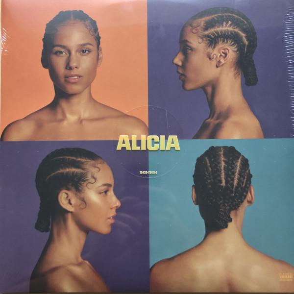 Viniluri VINIL Universal Records Alicia Keys - AliciaVINIL Universal Records Alicia Keys - Alicia