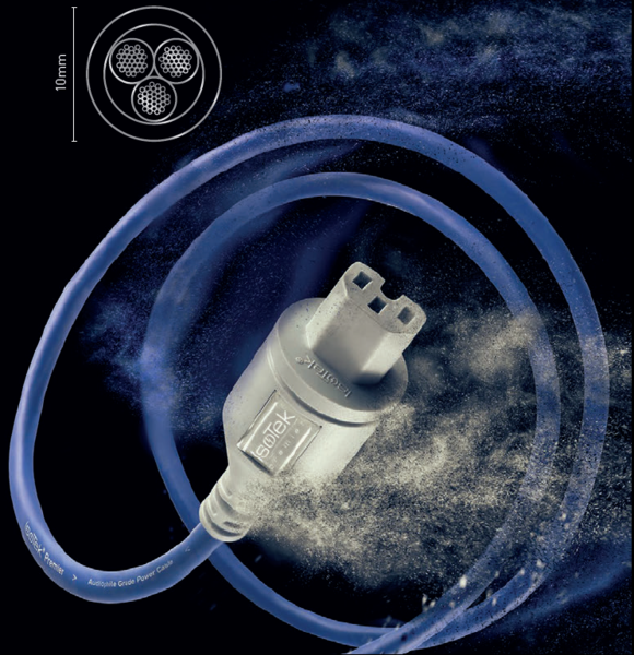 Cabluri audio Cablu Isotek EVO3 Premier C13, 1.5m ResigilatCablu Isotek EVO3 Premier C13, 1.5m Resigilat