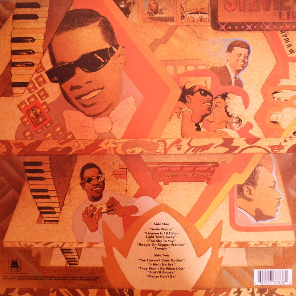 Muzica VINIL Universal Records Stevie Wonder - FulfillingnessVINIL Universal Records Stevie Wonder - Fulfillingness