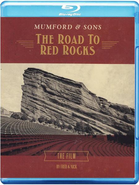 DVD & Bluray BLURAY Universal Records Mumford & Sons - The Road To Red RocksBLURAY Universal Records Mumford & Sons - The Road To Red Rocks