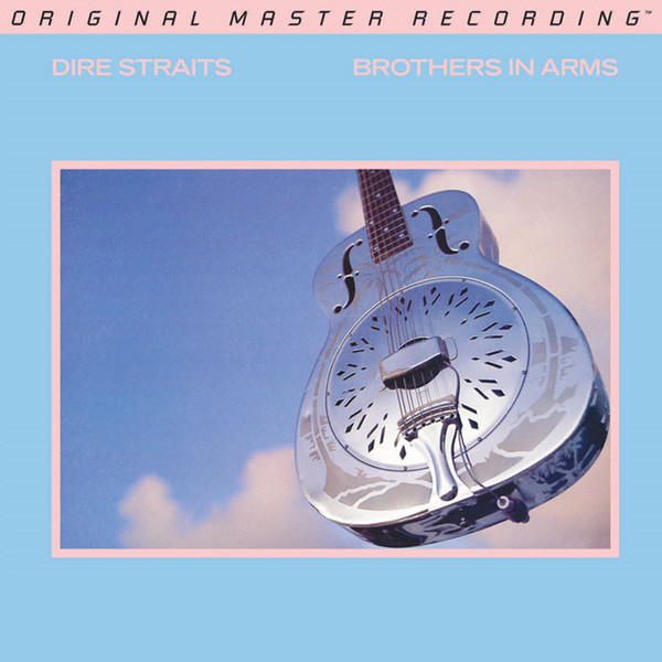 Viniluri VINIL ProJect Dire Straits - Brothers In Arms MFSLVINIL ProJect Dire Straits - Brothers In Arms MFSL