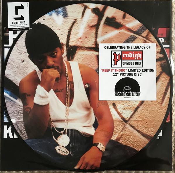Viniluri VINIL Universal Records Prodigy (Mobb Deep) - Keep It ThoroVINIL Universal Records Prodigy (Mobb Deep) - Keep It Thoro