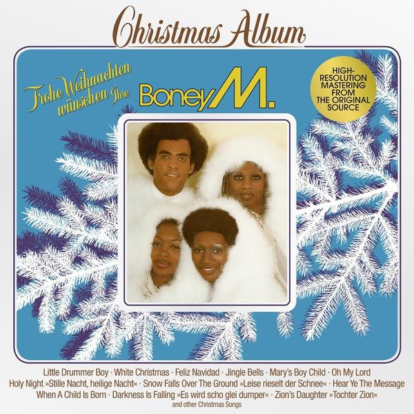 Viniluri VINIL Universal Records Boney M - Christmas AlbumVINIL Universal Records Boney M - Christmas Album