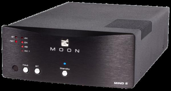 Streamer MOON by Simaudio MiND 2 NegruMOON by Simaudio MiND 2 Negru