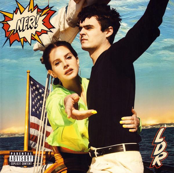 Viniluri VINIL Universal Records Lana Del Rey - NFR!VINIL Universal Records Lana Del Rey - NFR!