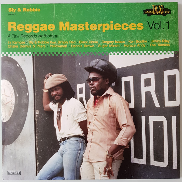 Viniluri VINIL Universal Records Sly & Robbie - Reggae Masterpieces Vol 1VINIL Universal Records Sly & Robbie - Reggae Masterpieces Vol 1