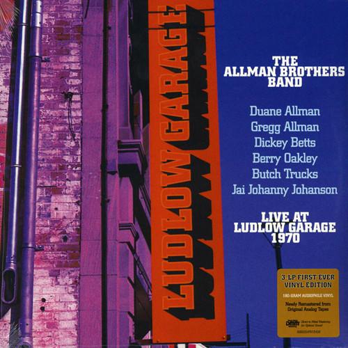 Viniluri VINIL Universal Records The Allman Brothers - Live At Ludlow Garage 1970VINIL Universal Records The Allman Brothers - Live At Ludlow Garage 1970