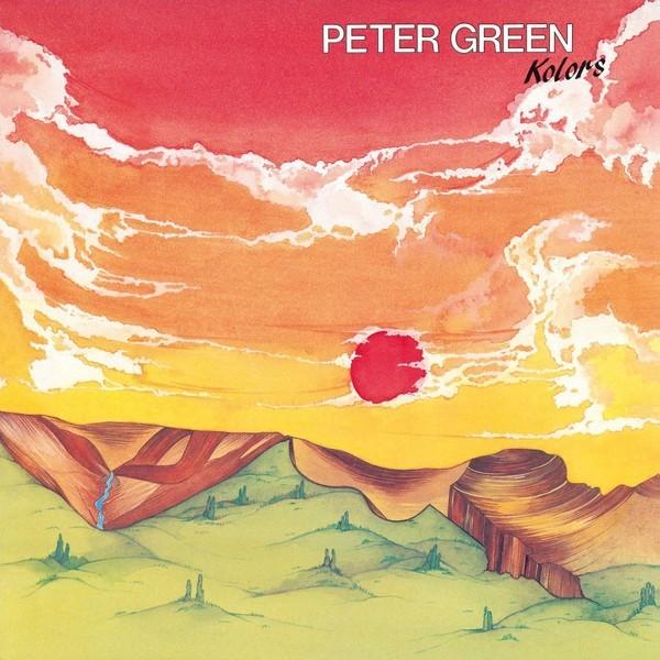 Viniluri VINIL Universal Records Peter Green - KolorsVINIL Universal Records Peter Green - Kolors