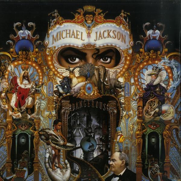 Viniluri VINIL Universal Records Michael Jackson - DangerousVINIL Universal Records Michael Jackson - Dangerous