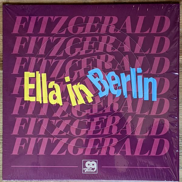Viniluri VINIL Verve Ella Fitzgerald - Ella In BerlinVINIL Verve Ella Fitzgerald - Ella In Berlin
