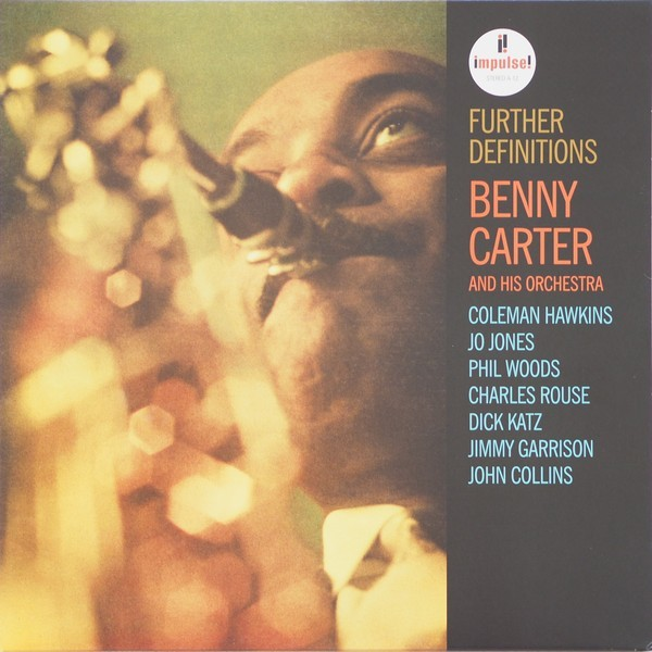 Viniluri VINIL Universal Records Benny Carter And His Orchestra - Further DefinitionsVINIL Universal Records Benny Carter And His Orchestra - Further Definitions