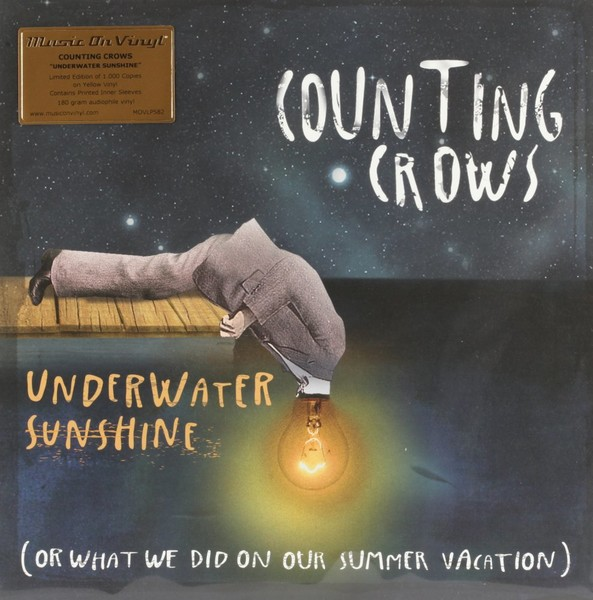 Viniluri VINIL Universal Records Counting Crows - Underwater SunshineVINIL Universal Records Counting Crows - Underwater Sunshine