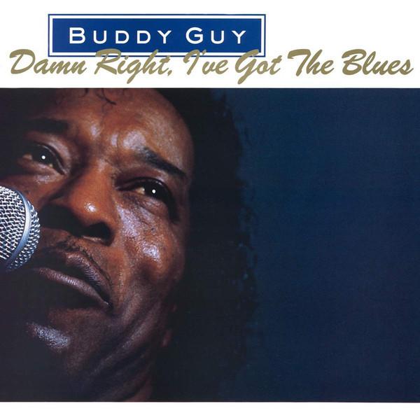 Viniluri VINIL Universal Records Buddy Guy - Damn Right, I've Got The BluesVINIL Universal Records Buddy Guy - Damn Right, I've Got The Blues