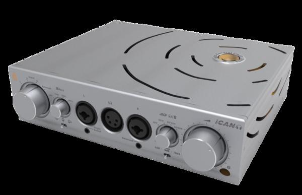 Amplificatoare casti Amplificator casti iFi Audio Pro iCANAmplificator casti iFi Audio Pro iCAN