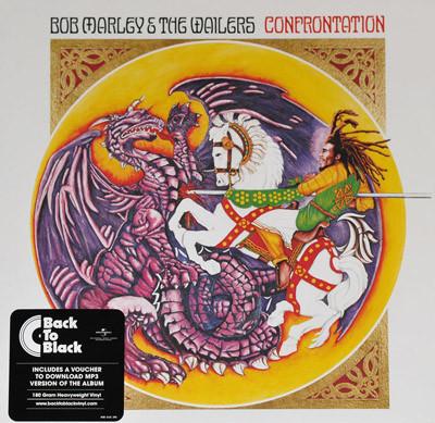 Viniluri VINIL Universal Records Bob Marley & The Wailers - ConfrontationVINIL Universal Records Bob Marley & The Wailers - Confrontation