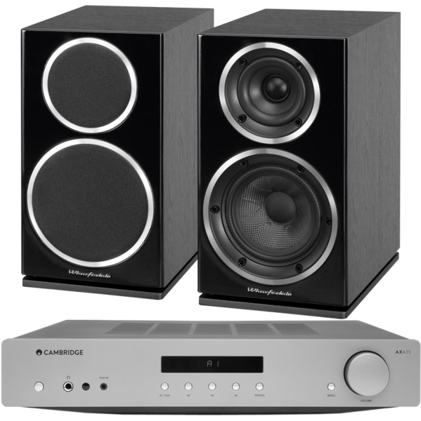 Pachete PROMO STEREO Pachet PROMO Wharfedale Diamond 225 + Cambridge Audio AXA35Pachet PROMO Wharfedale Diamond 225 + Cambridge Audio AXA35