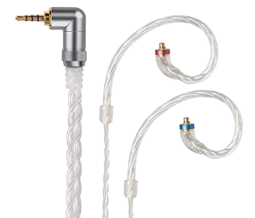Accesorii CASTI Fiio LC-2.5BS 45cm balansat TRRS 2.5mmFiio LC-2.5BS 45cm balansat TRRS 2.5mm