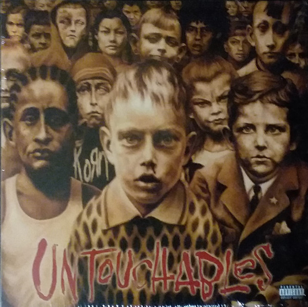 Viniluri VINIL Universal Records Korn - UntouchablesVINIL Universal Records Korn - Untouchables