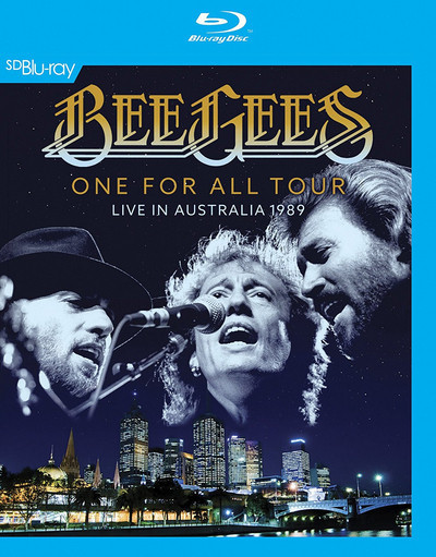 DVD & Bluray BLURAY Universal Records Bee Gees - One For All Tour : Live In Australia 1989BLURAY Universal Records Bee Gees - One For All Tour : Live In Australia 1989
