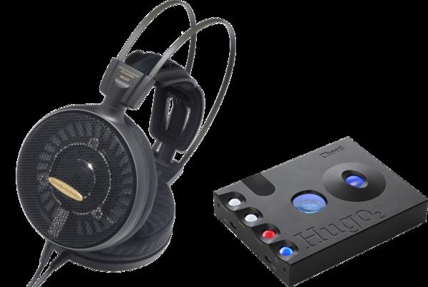 Pachete PROMO Casti si AMP Pachet PROMO Audio-Technica ATH-AD2000X + Chord Hugo 2Pachet PROMO Audio-Technica ATH-AD2000X + Chord Hugo 2