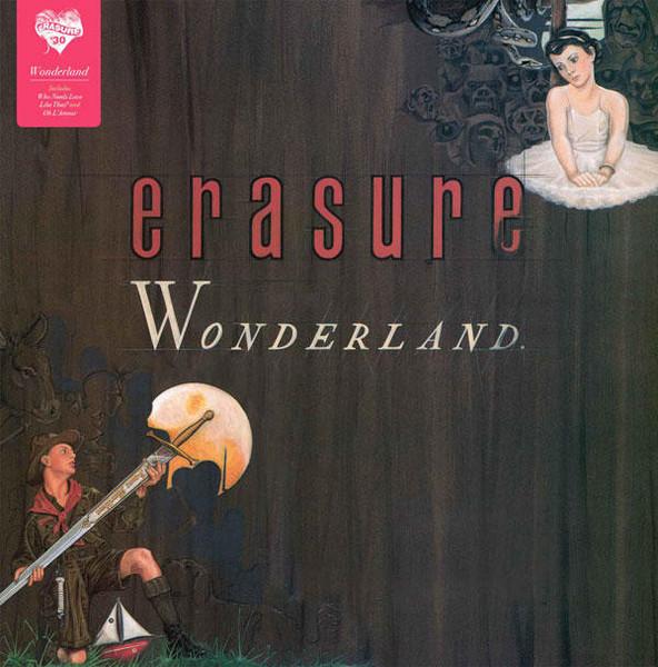 Viniluri VINIL Universal Records Erasure - WonderlandVINIL Universal Records Erasure - Wonderland