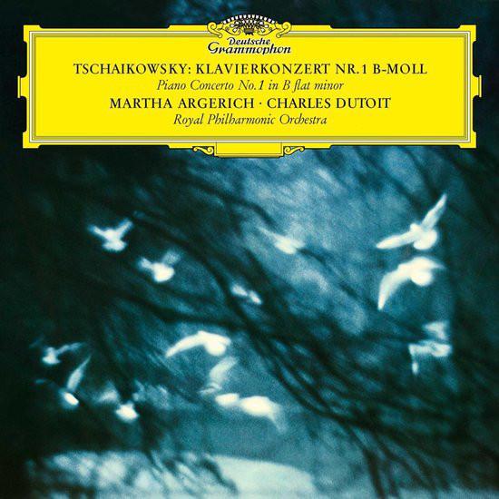 Viniluri VINIL Deutsche Grammophon (DG) Tschaikowsky - Klavierkonzert Nr.1 B-moll ( Argerich )VINIL Deutsche Grammophon (DG) Tschaikowsky - Klavierkonzert Nr.1 B-moll ( Argerich )