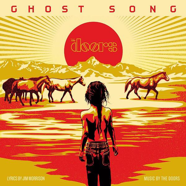 Viniluri VINIL Universal Records  The Doors / Peter LaFarge - Honor The Treaties - single 12