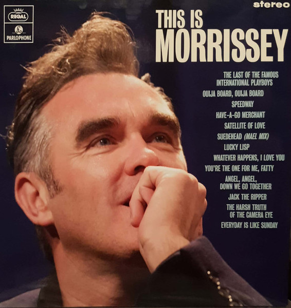 Viniluri VINIL Universal Records Morrissey - This is MorrisseyVINIL Universal Records Morrissey - This is Morrissey