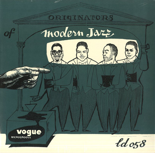 Viniluri VINIL Universal Records Dizzy Gillespie, Charlie Parker, Miles Davis, Fats Navarro - Originators Of Modern JazzVINIL Universal Records Dizzy Gillespie, Charlie Parker, Miles Davis, Fats Navarro - Originators Of Modern Jazz