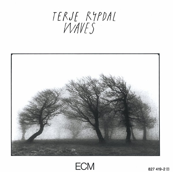 Viniluri VINIL ECM Records Terje Rypdal: WavesVINIL ECM Records Terje Rypdal: Waves