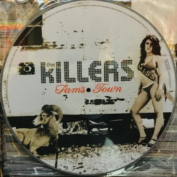 Viniluri VINIL Universal Records The Killers - Sam's TownVINIL Universal Records The Killers - Sam's Town
