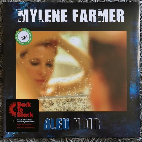 Viniluri VINIL Universal Records  Mylene Farmer - Bleu NoirVINIL Universal Records  Mylene Farmer - Bleu Noir