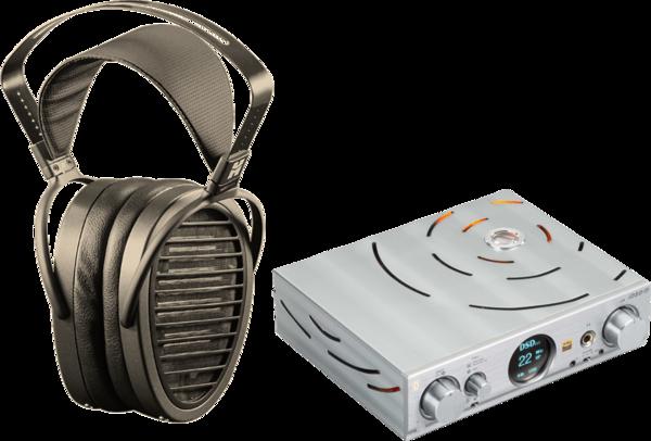 Pachete PROMO Casti si AMP Pachet PROMO HiFiMAN Arya + iFi Audio Pro iDSDPachet PROMO HiFiMAN Arya + iFi Audio Pro iDSD