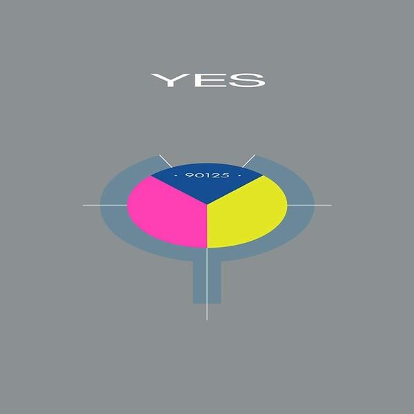 Viniluri VINIL Universal Records Yes - 90125VINIL Universal Records Yes - 90125