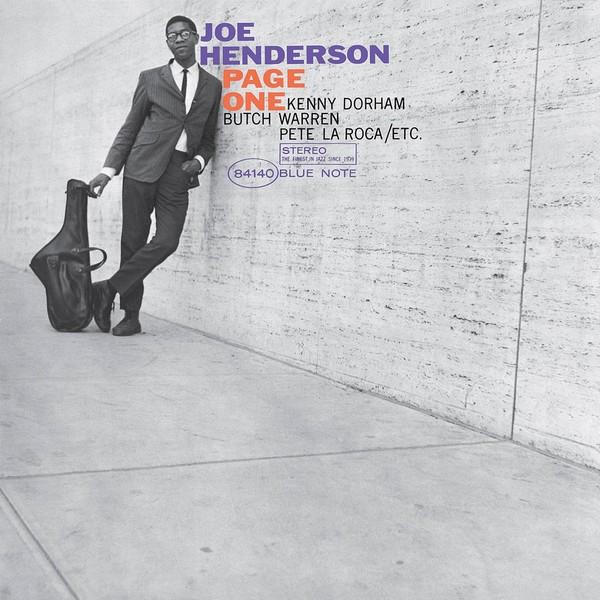 Viniluri VINIL Universal Records Joe Henderson - Page OneVINIL Universal Records Joe Henderson - Page One