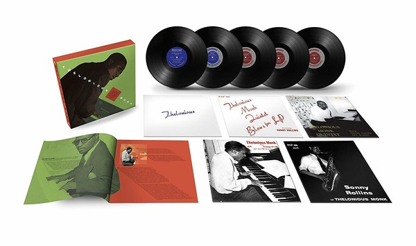 Viniluri VINIL Universal Records Thelonious Monk - The Complete Prestige 10-Inch LP CollectionVINIL Universal Records Thelonious Monk - The Complete Prestige 10-Inch LP Collection