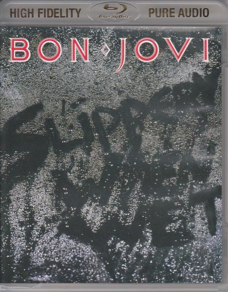 DVD & Bluray BLURAY Universal Records Bon Jovi - Slippery When Wet BluRay AudioBLURAY Universal Records Bon Jovi - Slippery When Wet BluRay Audio