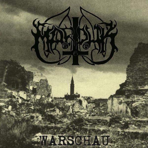Viniluri VINIL Universal Records Marduk - Warschau (Re-Issue 2018)VINIL Universal Records Marduk - Warschau (Re-Issue 2018)
